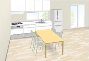 I型・L型キッチン