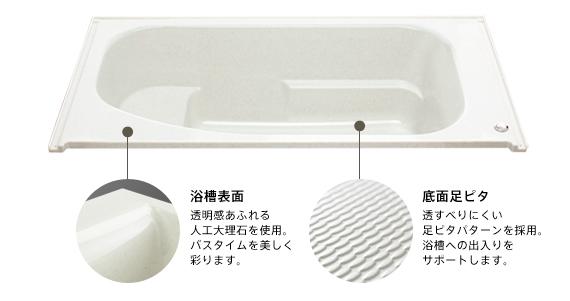 半身浴浴槽