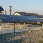 筑西市K様 太陽光発電システム設置
