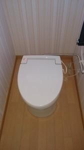 アサヒ衛陶の簡易水洗トイレ「ニューレット」