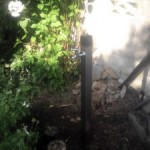 桜川市 M様 不凍水栓柱取り付け工事