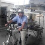 エコの木プロジェクト ソーラーバイク