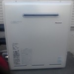 下妻市 S様 リンナイガス給湯器交換 RUF-E2004SAG