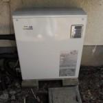 筑西市 S様 コロナ石油給湯器交換 UKB-SA380XP(M)