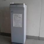 筑西市 小学校 ウォータークーラー(冷水器)取り付け RW-223P